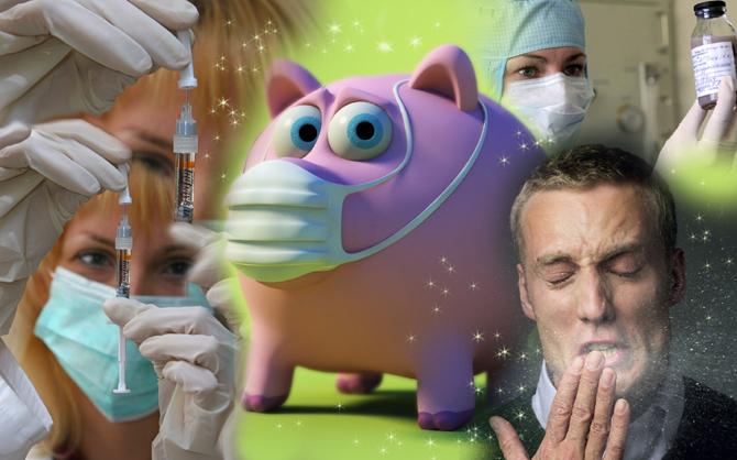 Cоздали препарат полностью побеждающий вирус гриппа — эффективнее «Тамифлю»