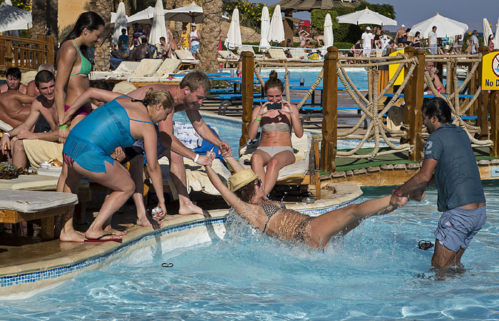 русские девушки на курортах фото